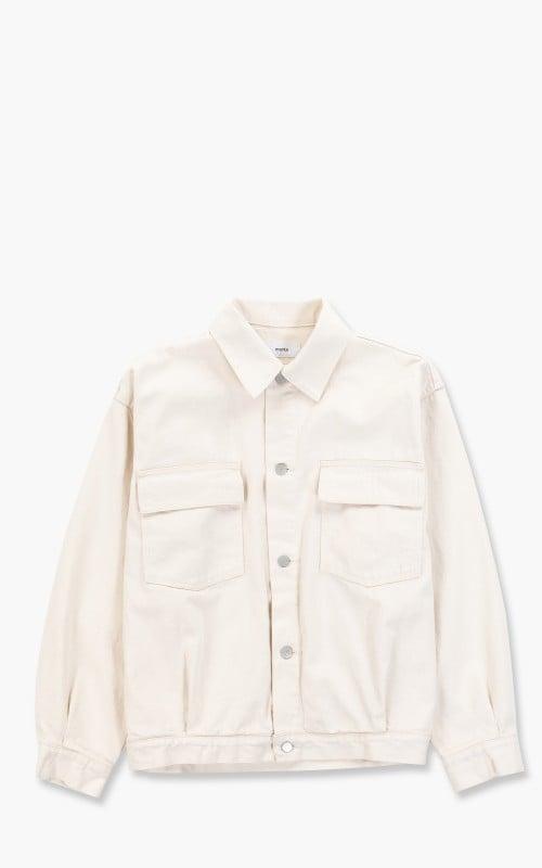 Markaware 'Marka' Coverall Jacket Ecru