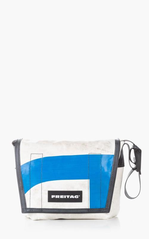 Freitag F11 Lassie Messenger Bag Classic S White 6-3