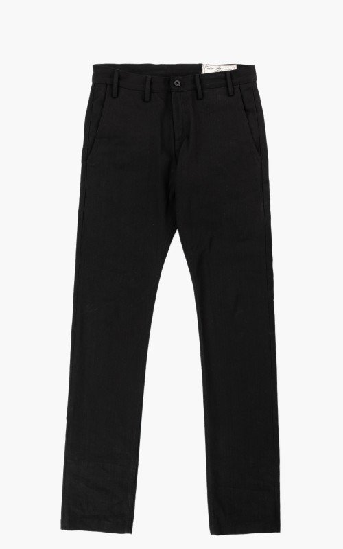 Rogue Territory Officer Trouser Stealth Black 11oz