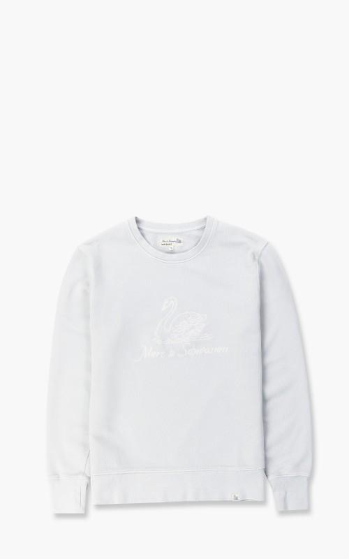 Merz b. Schwanen CSW04 Good Sweatshirt Embroidery Logo Cloud