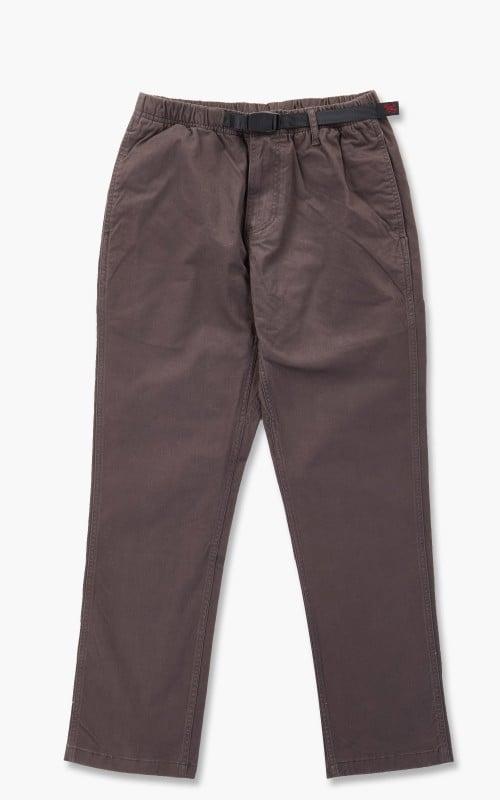 Gramicci NN-Pants Just Cut Stretch Twill Dark Brown