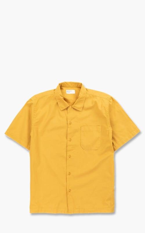 Universal Works Road Shirt Poplin Gold