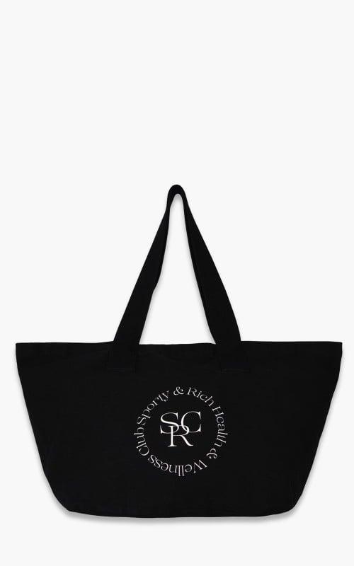 Sporty & Rich SRHWC Tote Bag Black