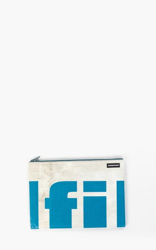 Freitag F08 Dan Pouch L Blue 6-5