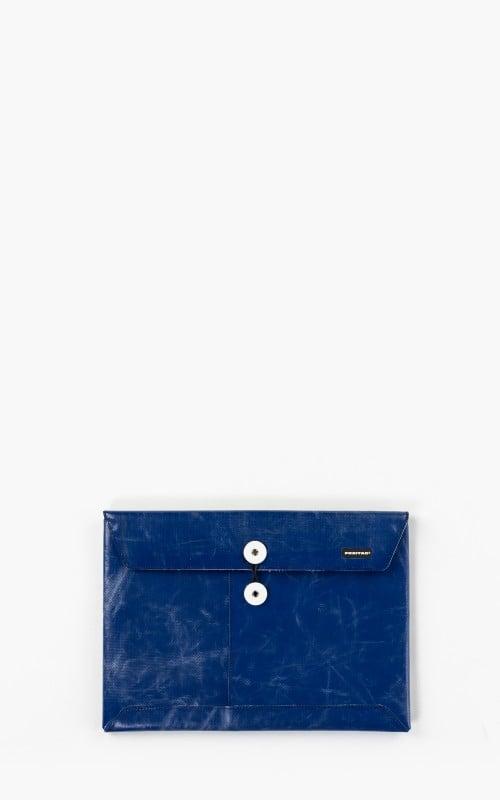 """Freitag F411 Sleeve Padded Laptop Envelope 13"""" Blue 6-1"""
