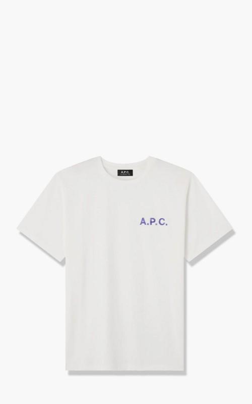 A.P.C. Daniel T-Shirt White