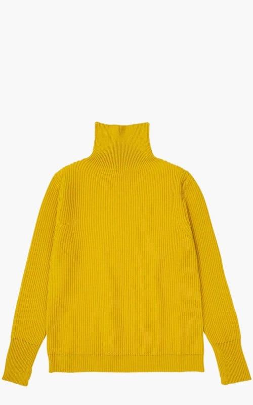 Pre-Sale | Andersen-Andersen Navy Turtleneck Yellow