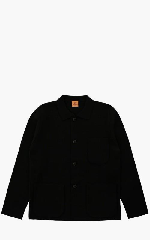 Andersen-Andersen Work Jacket Black