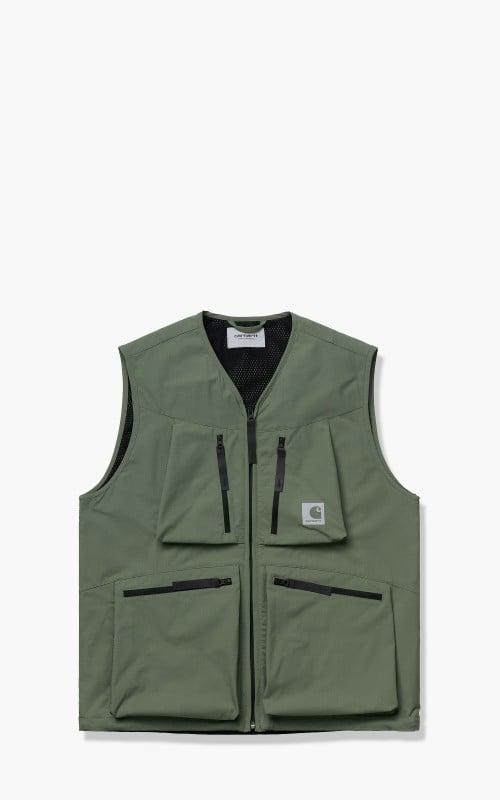 Carhartt WIP Hurst Vest Dollar Green I028703.667.00.03
