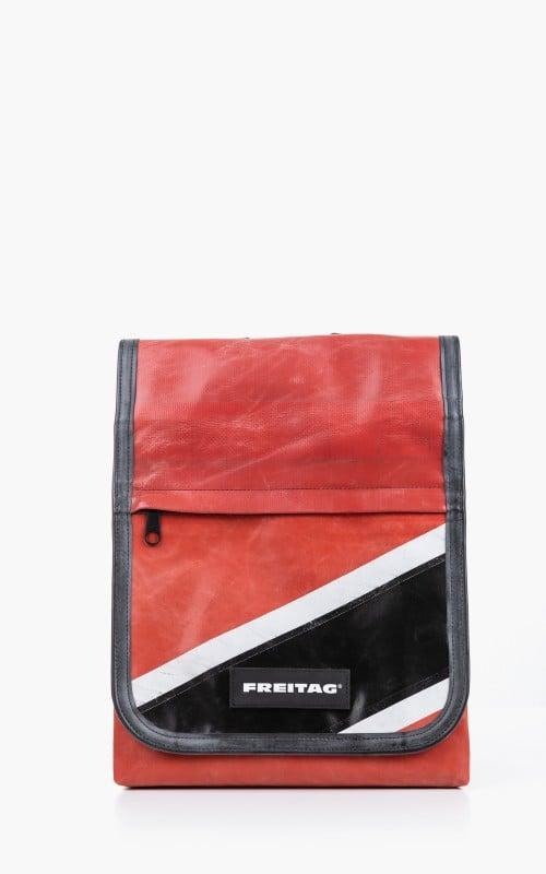 Freitag F132 Fury Backpack Red 4-1