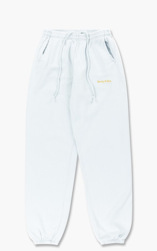 Sporty & Rich Classic Logo Sweat Pant Baby Blue