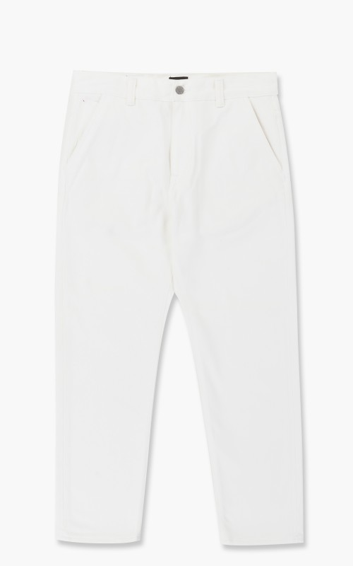 Edwin Universe Pant Red Listed White Selvage Natural Unwashed 11.5oz