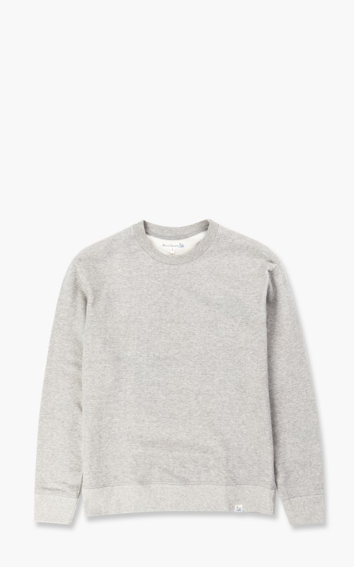 Merz b. Schwanen 346OS Oversized Sweatshirt Greymelange