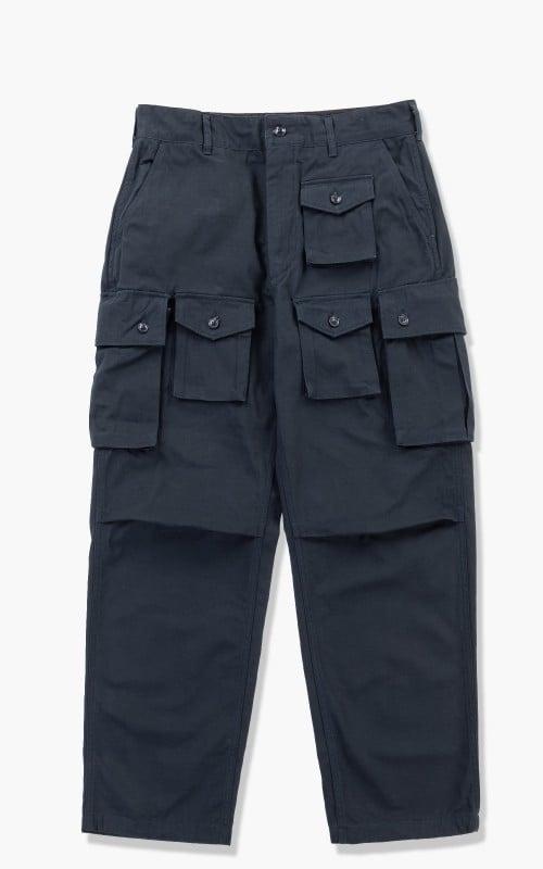 Engineered Garments FA Pant Cotton Ripstop Dark Navy