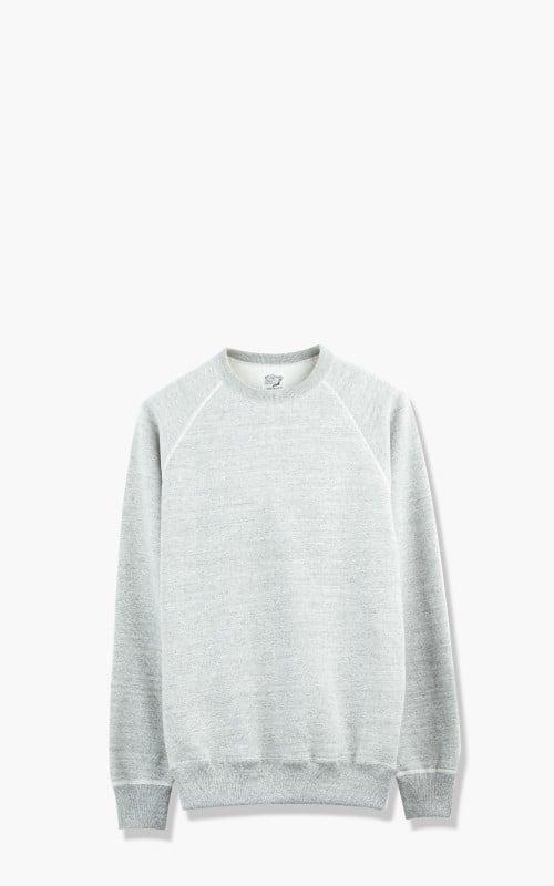 OrSlow Crew Neck Sweater Grey