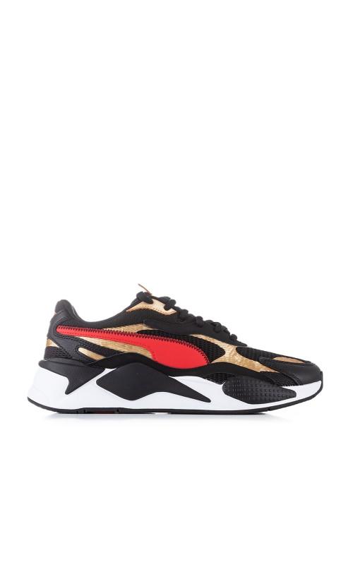 PUMA RS-X³ CNY Black/Red/Gold