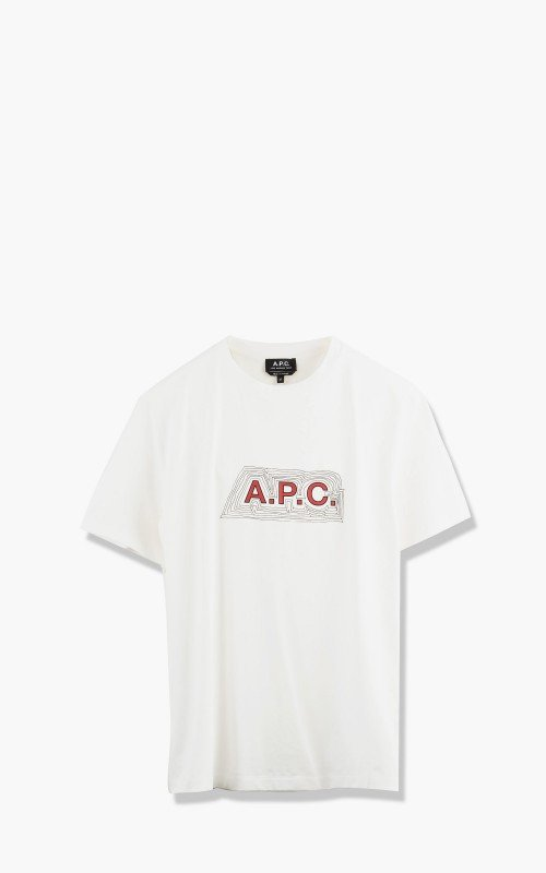A.P.C. Garry T-Shirt White