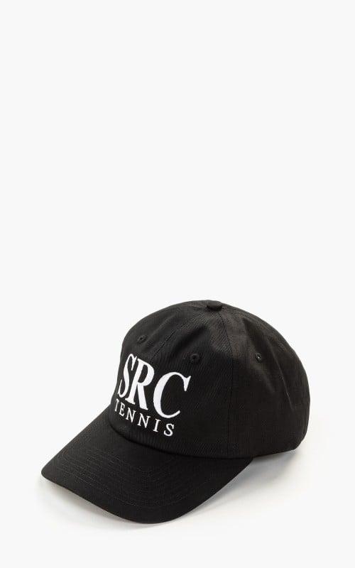 Sporty & Rich SRC Tennis Hat Black