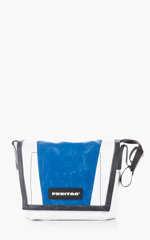 Freitag F11 Lassie Messenger Bag Classic S White 6-1