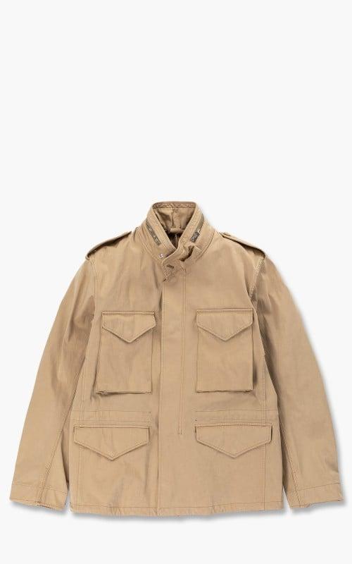 Ten C Short Field Jacket Beige