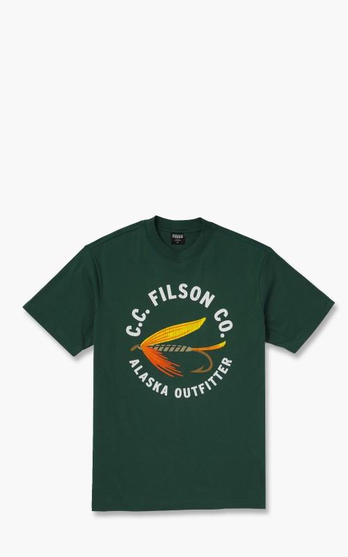 Filson Ranger Graphic T-Shirt Pine Fly