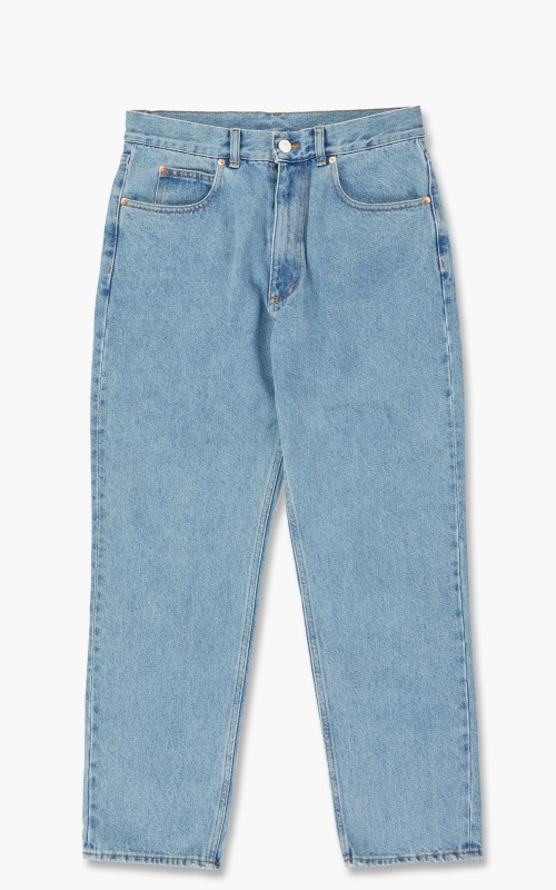 Martine Rose Maynard Jeans Blue Denim