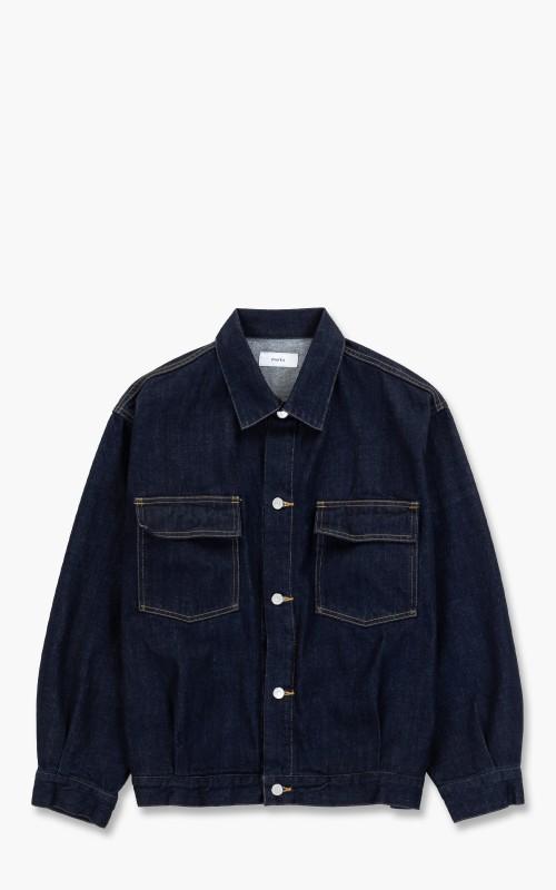 Markaware 'Marka' Coverall Jacket Indigo
