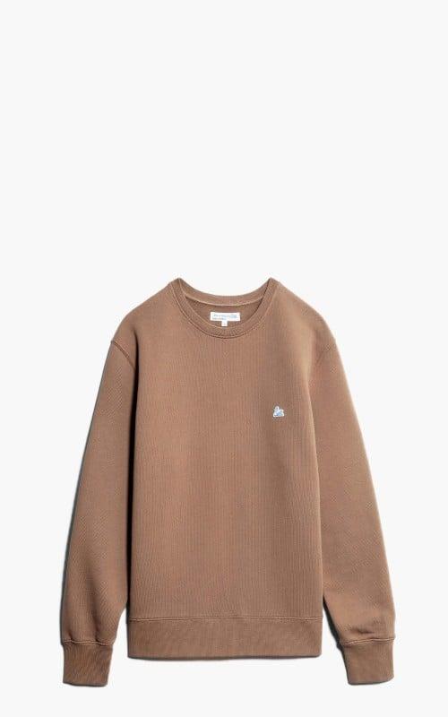 Merz b. Schwanen CSW02 Good Sweatshirt Embroidery Patch Nut