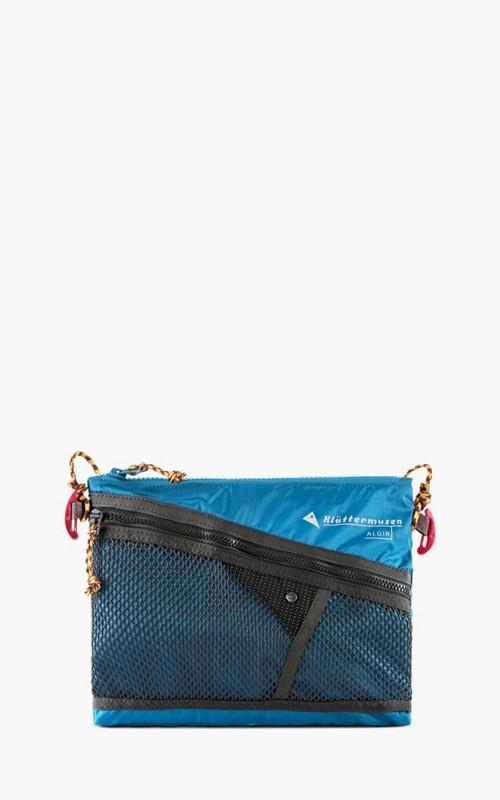 Klättermusen Algir Accessory Bag M Sky Blue