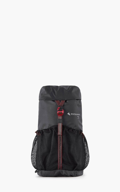 Klättermusen Fjörm Trekking Backpack Raven