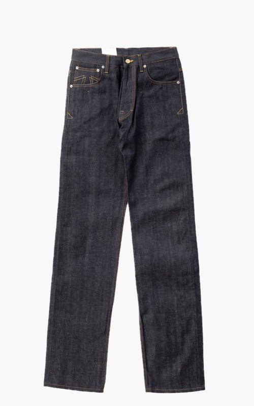 Eat Dust Fit 67 Loose Straight Jeans Dry Indigo 13.75oz