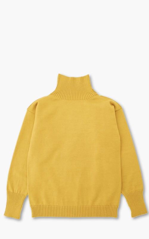 Andersen-Andersen Seaman Turtleneck Yellow