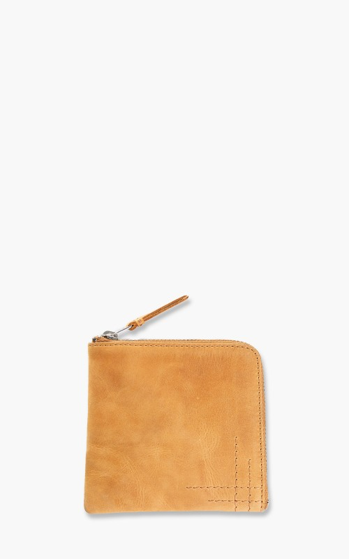 3sixteen Zip Wallet Natural