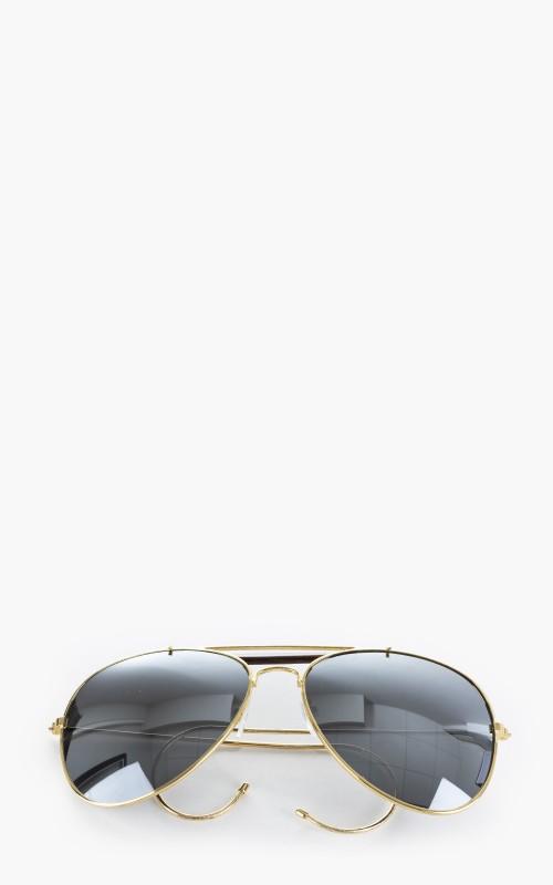 Military Surplus Air Force Sunglasses Mirrored