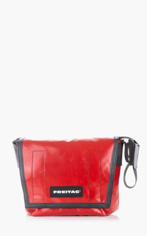 Freitag F11 Lassie Messenger Bag Classic S Red 6-4