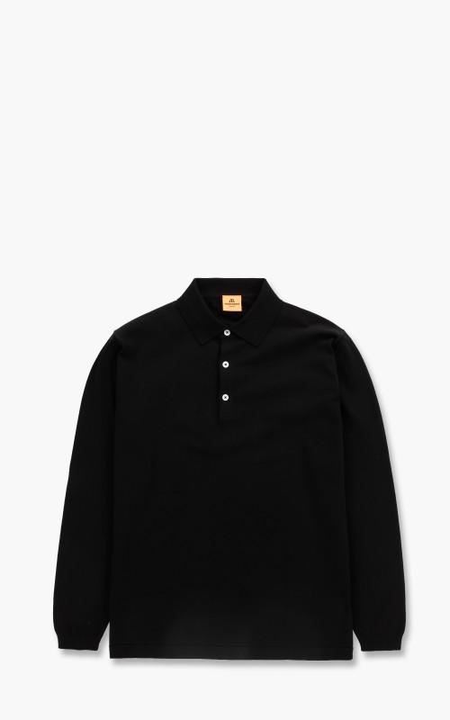 Andersen-Andersen Polo Long Black
