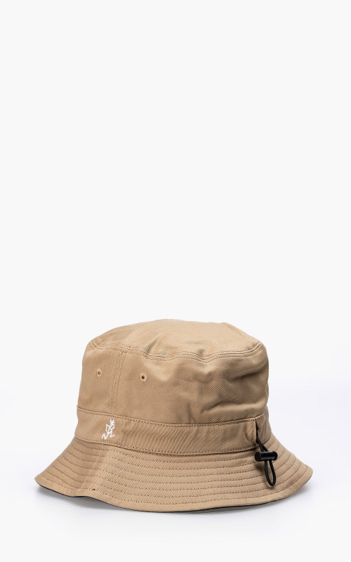 Gramicci Reversible Hat Chino x Double Navy