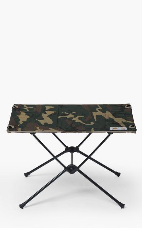 Carhartt WIP x Helinox Valiant 4 Table One Camo Laurel/Black