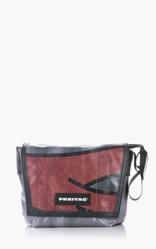 Freitag F11 Lassie Messenger Bag Classic S Red 6-2
