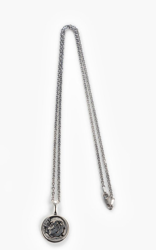 North Works N-603B Smile Necklace 925 Silver