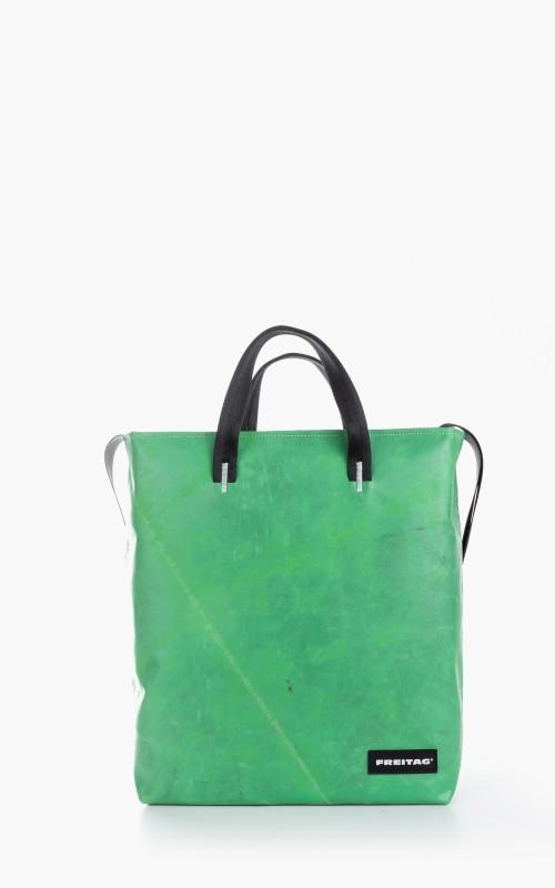 Freitag F203 Bob Tote Bag Green 6-1
