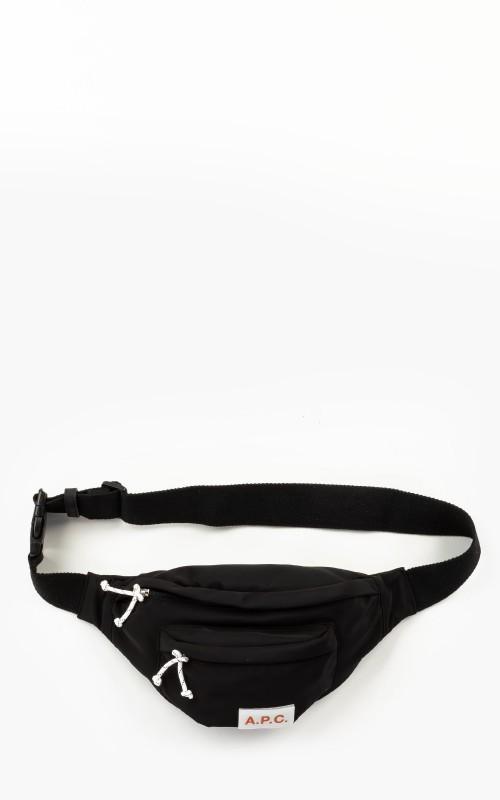 A.P.C. Banane Protection Bag Black