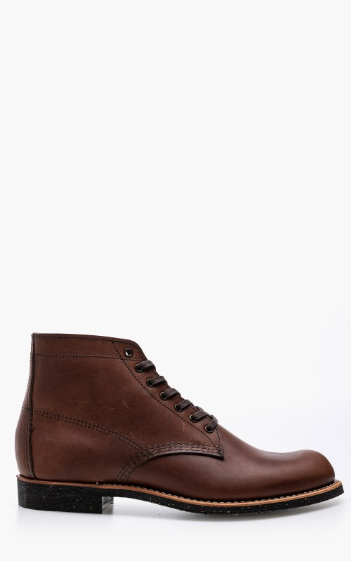 Red Wing Shoes 8064D Merchant Amber Harness