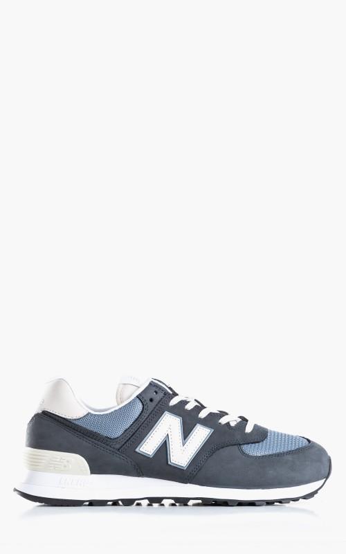 """New Balance ML574 SYP Navy """"Premium Pack"""""""