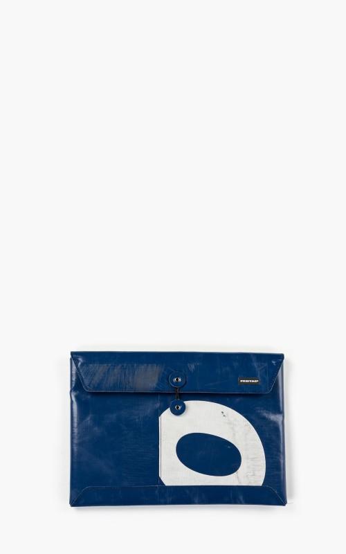 """Freitag F411 Sleeve Padded Laptop Envelope 13"""" Blue 6-3"""