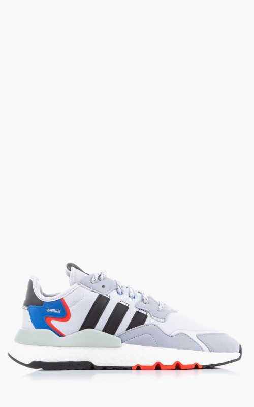 Adidas Originals Nite Jogger Grey/Black