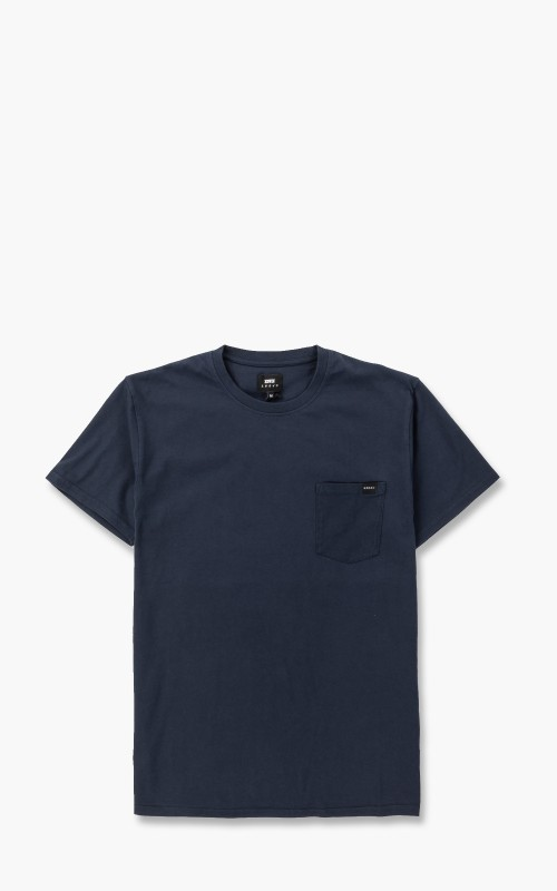 Edwin Pocket T-Shirt Navy