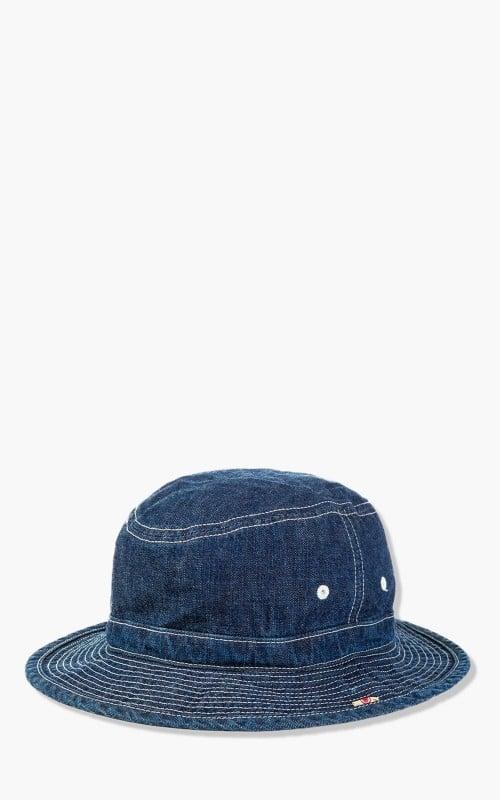 Momotaro Jeans MH001 Denim Hat