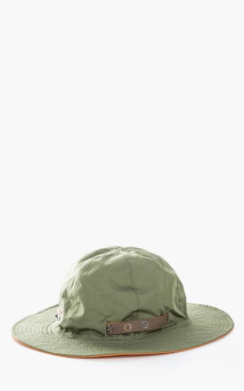 Gypsy & Sons Ventile Sun Hat Khaki