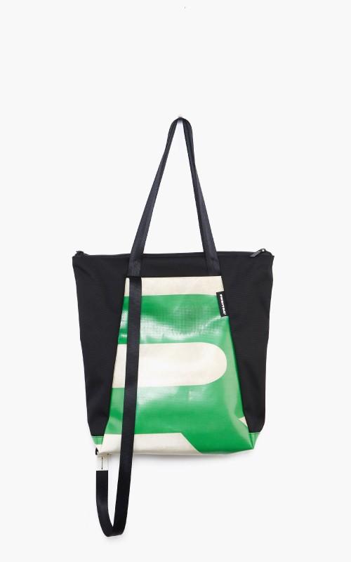 Freitag F620-07 Davian Black Tote Bag White 7-2